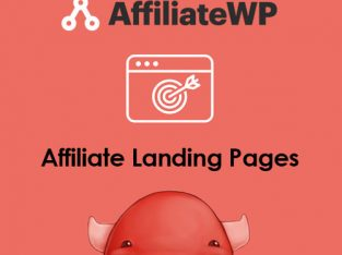 AffiliateWP – Affiliate Landing Pages free download |GPL